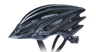 Schwinn bicycle helmet design