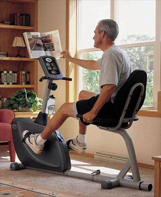 recumbent fitness design