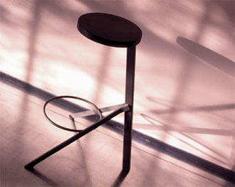 Rockwood Stool furniture design